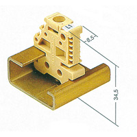 0206160000 | EWK 1 Держатель замыкающий для клемм 32mm