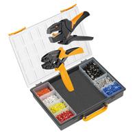 9028740000 | CRIMP-SET PZ 6/5 Ящик с инструментом и наконечниками