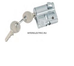 LSSU521 | Профильные полуцилиндрические замки, полуцилиндр Ronis ключ 21323C
